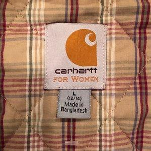 Carhartt Jackets Coats Euc For Women Barn Jacket Poshmark